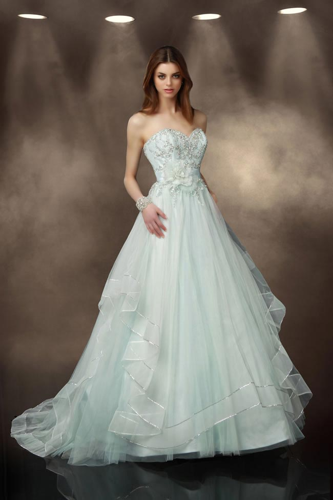 Style 10187 by Impression Bridal