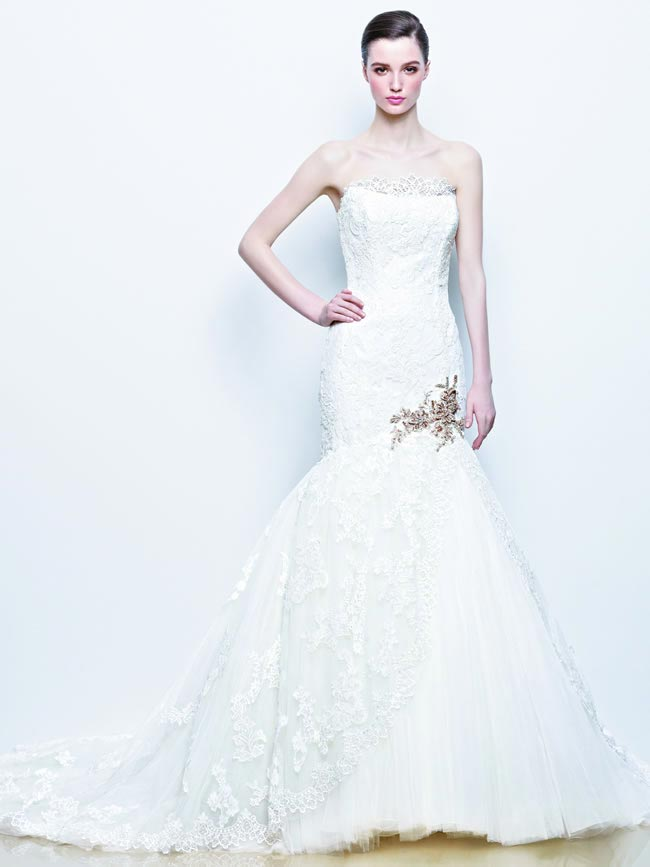 Imala form Enzoani 2014 Wedding Dress Collection