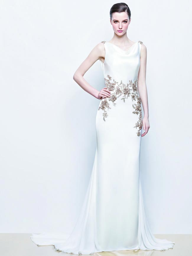 Inara from Enzoani 2014 Wedding Dress Collection