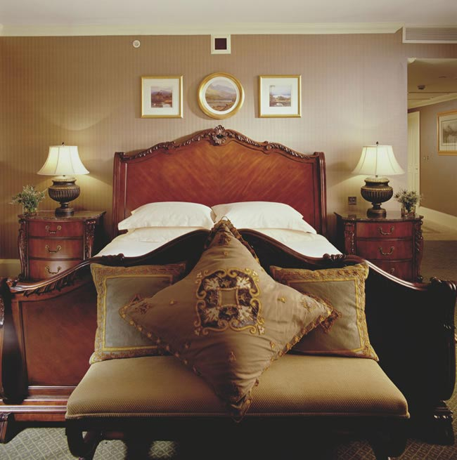 Win a fab minimoon at the Fairmont St Andrews in Scotland worth £2,000 - Bedroom