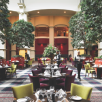 Win a fab minimoon at the Fairmont St Andrews in Scotland worth £2,000 - Dining Room
