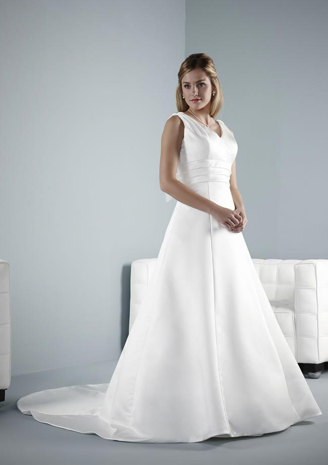 Bacelo wedding dress from Pure Bridal Collection 2014