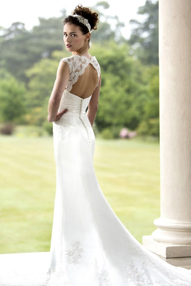 W121 from True Bride Collection 2014