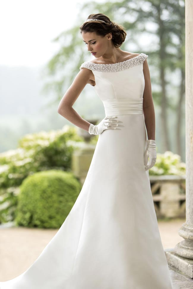 W124 from True Bride Collection 2014