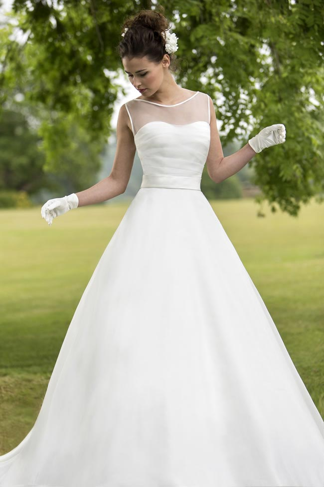 W126 from True Bride Collection 2014