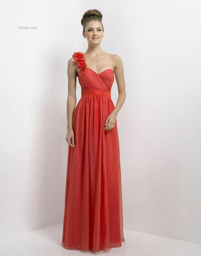 Style 160L from Alexia Bridesmaids