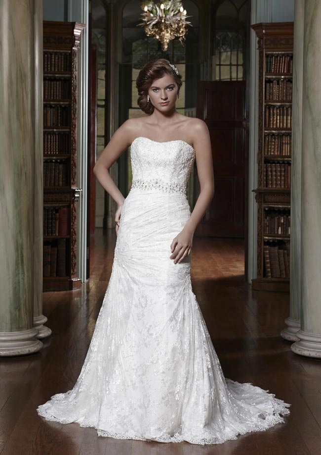 Aliona wedding dress from Olivia Grace 2014 Collection