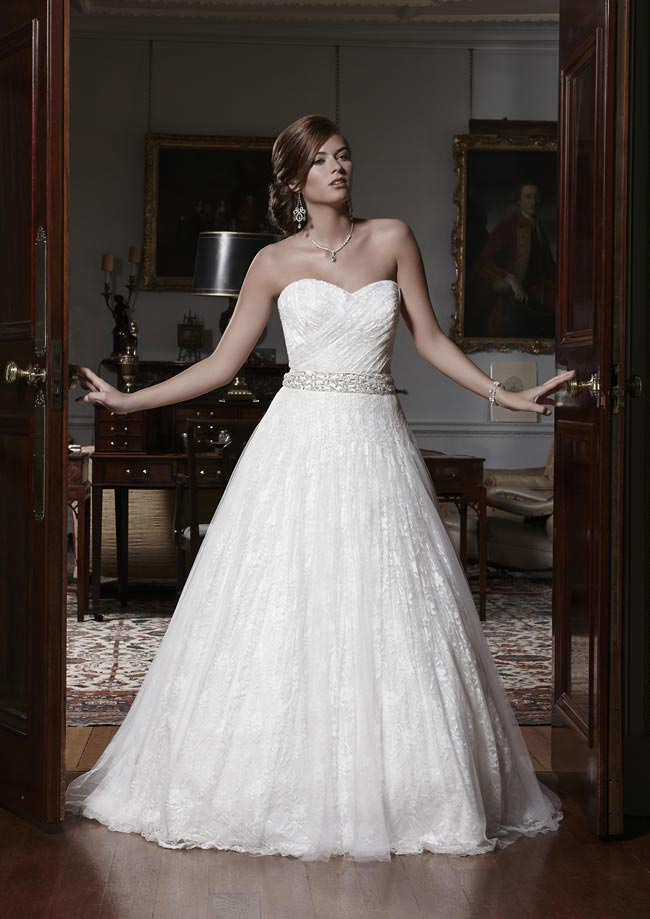 Dream wedding dress from Olivia Grace 2014 Collection