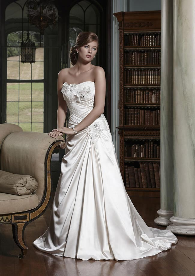 Grace wedding dress from Olivia Grace 2014 Collection