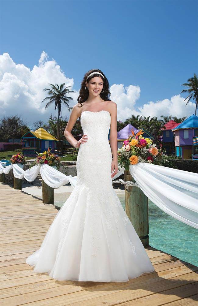 from Sincerity Bridal 2014 Collection