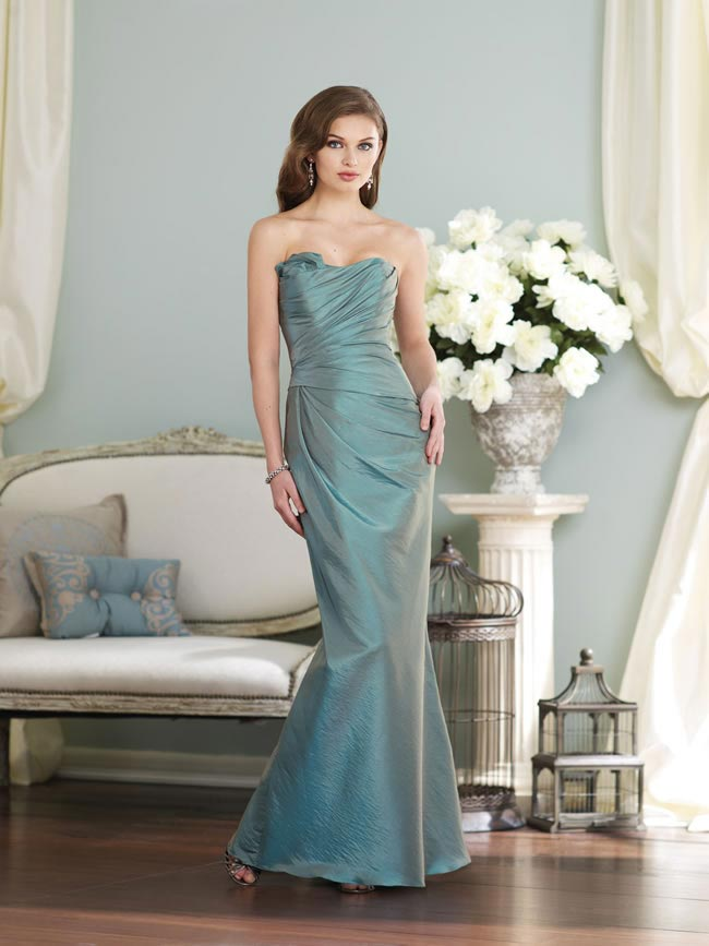 BY21386 bridesmaid dress from the Sophia Tolli 2014 collection