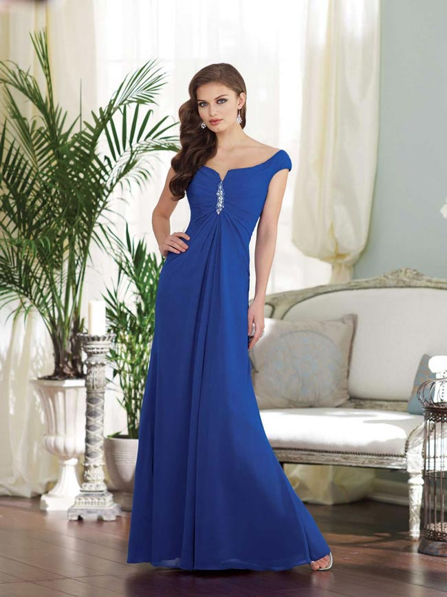 BY21389 bridesmaid dress from the Sophia Tolli 2014 collection
