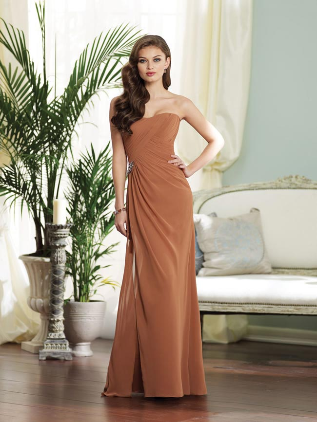 BY21390 bridesmaid dress from the Sophia Tolli 2014 collection