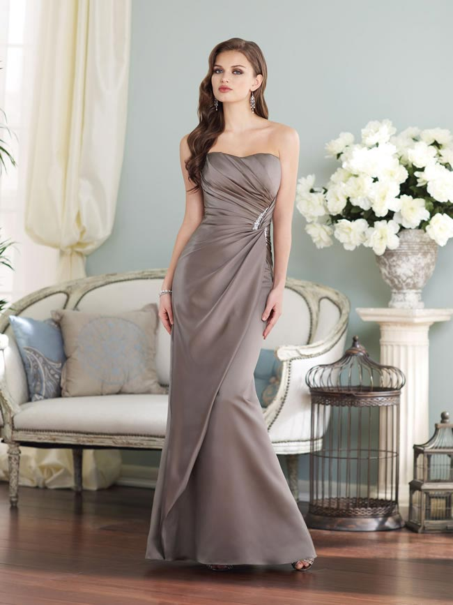 BY21392 bridesmaid dress from the Sophia Tolli 2014 collection