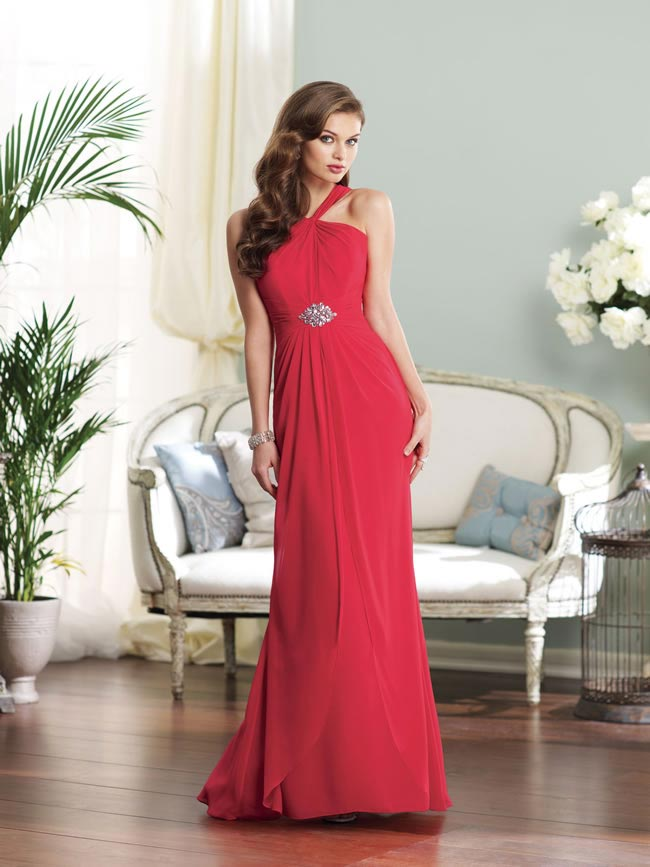 BY21393 bridesmaid dress from the Sophia Tolli 2014 collection