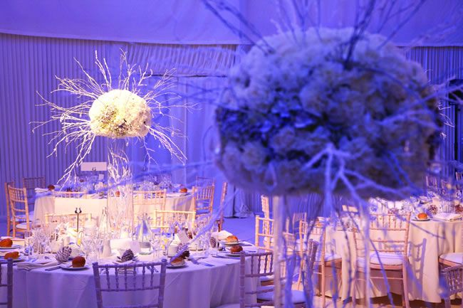 4 Of The Best White Winter Wedding Themes