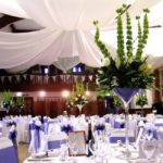 9-budget-friendly-ways-style-wedding-reception-venue-Hire a hall2