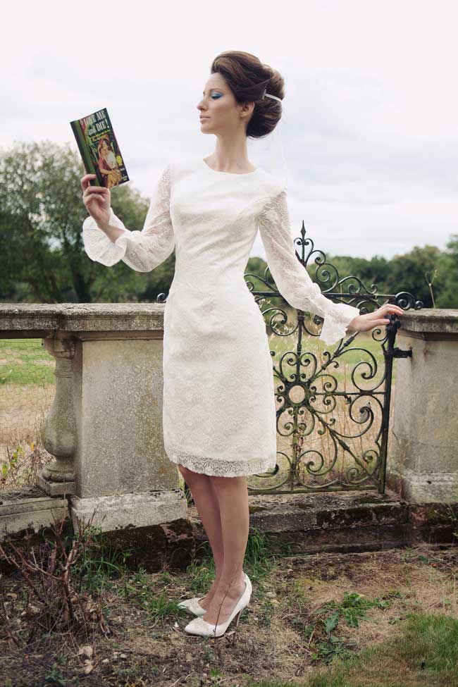 11 informal wedding dresses for a relaxed celebration