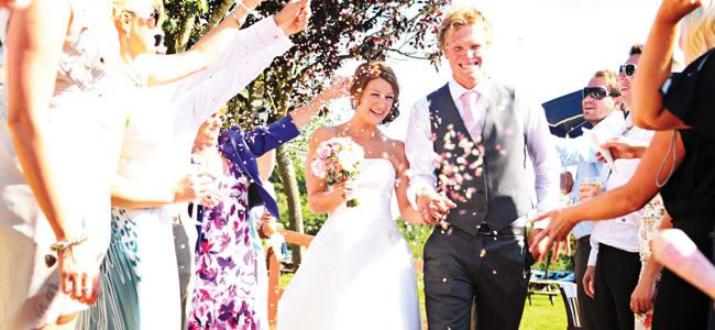 12 wedding ceremony songs walking in and walking out