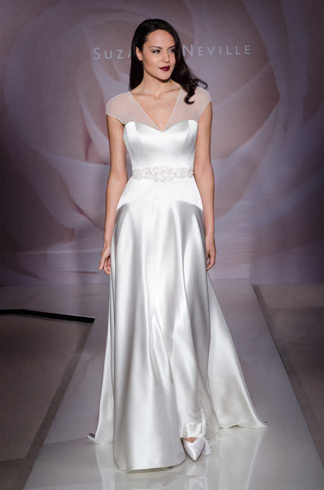 20-glamorous-wedding-dresses-full-of-sparkle-and-shine-Charmed-Suzanne-Neville