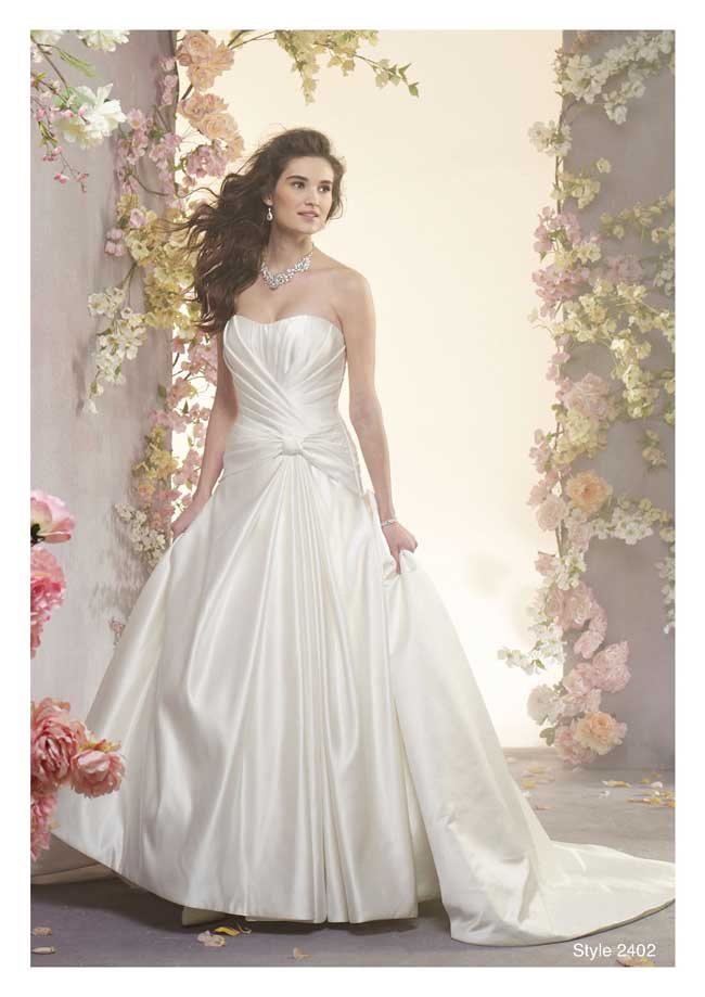 20-glamorous-wedding-dresses-full-of-sparkle-and-shine-Style-2402-Alfred-Angelo