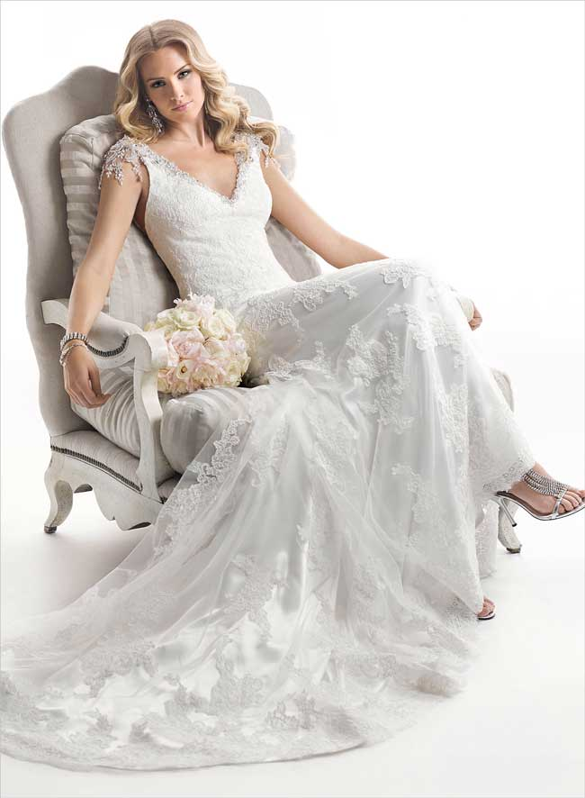 20-of-the-best-new-lace-wedding-dresses-for-2014-Cynthia-Maggie-Sottero