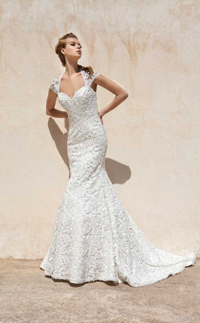 Best Lace Wedding Dresses-Engracia-Donna-Salado