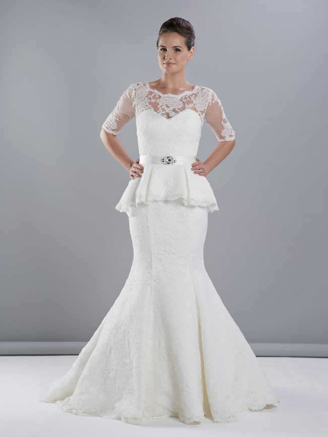Best Lace Wedding Dresses-Style-W231-Phoenix-Gowns