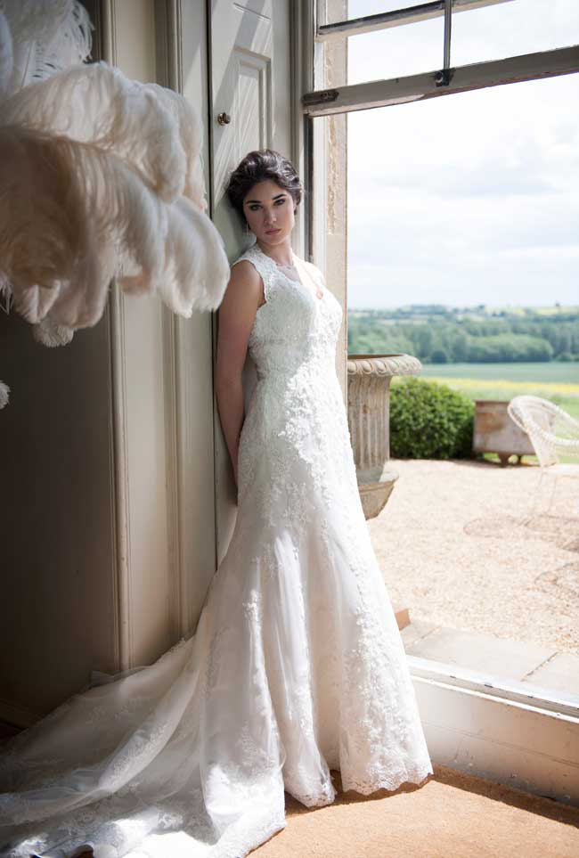 Best Lace Wedding Dresses Style-W391-Alexia-Bridal