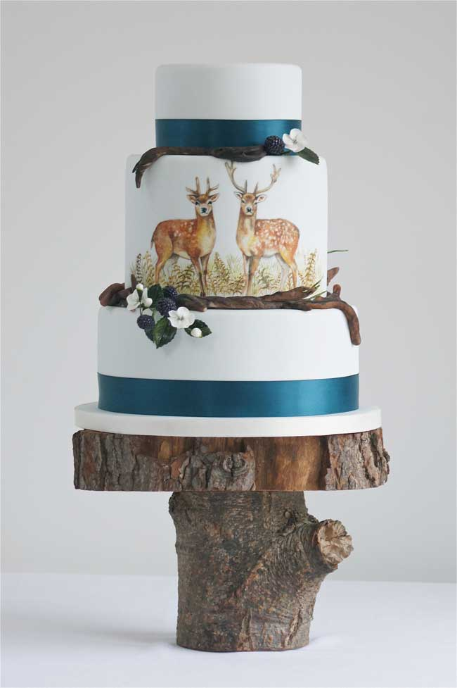 7-stunning-wedding-cakes-wow-factor-Cakes-by-Krishanthi-Painted-Deer-900