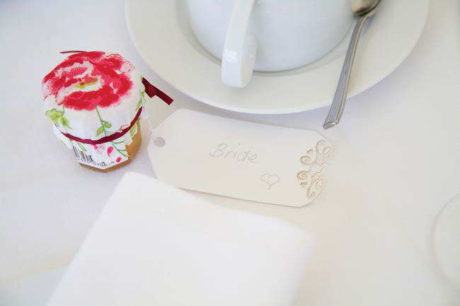 A beautiful English tea party wedding from Alice and Stephen © Alan Law Photography