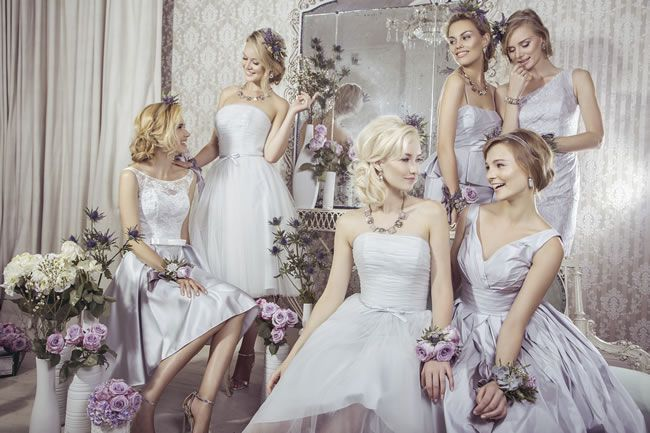 Bridesmaid Dresses Dont Get Prettier Than The New