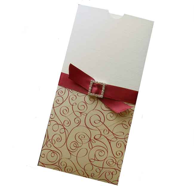how-to-make-your-own-wedding-invitations-in-10-easy-steps-Cream-Linen-With-Wine-Paper