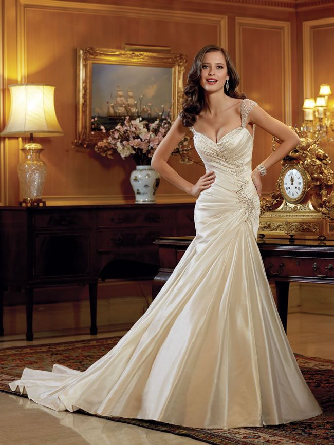 Sophia Tolli bridal collection for spring 2014
