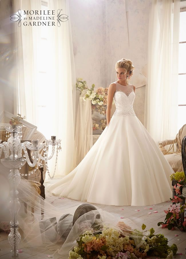 Mori Lee Bridal 2014 collection