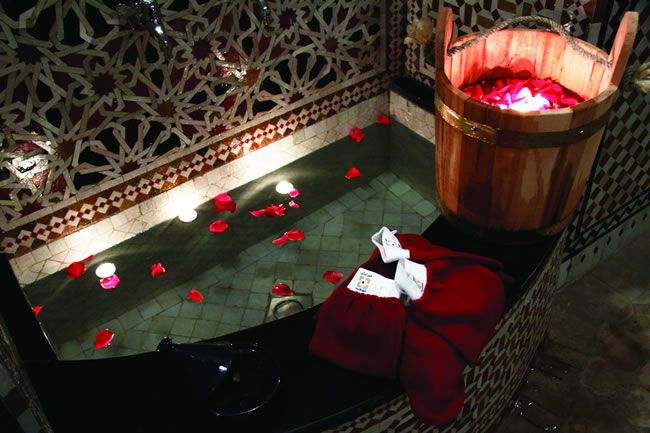 win-a-fabulous-honeymoon-in-morocco-worth-4k-hammam-fountain-closeup-1