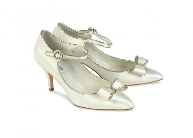 10-pretty-and-practical-mid-heel-height-wedding-shoes-Benjamin-Adams-Mae