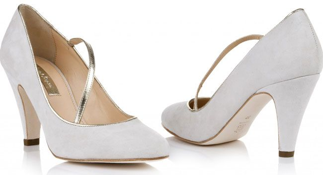 10-pretty-and-practical-mid-heel-height-wedding-shoes-Rachel-Simpson-Minette