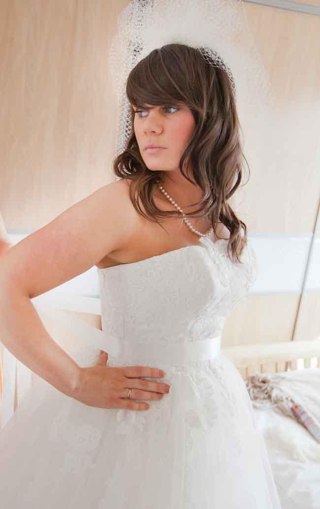 How To Make A Wedding Dresses.How To Make Your Wedding Dress Even More You