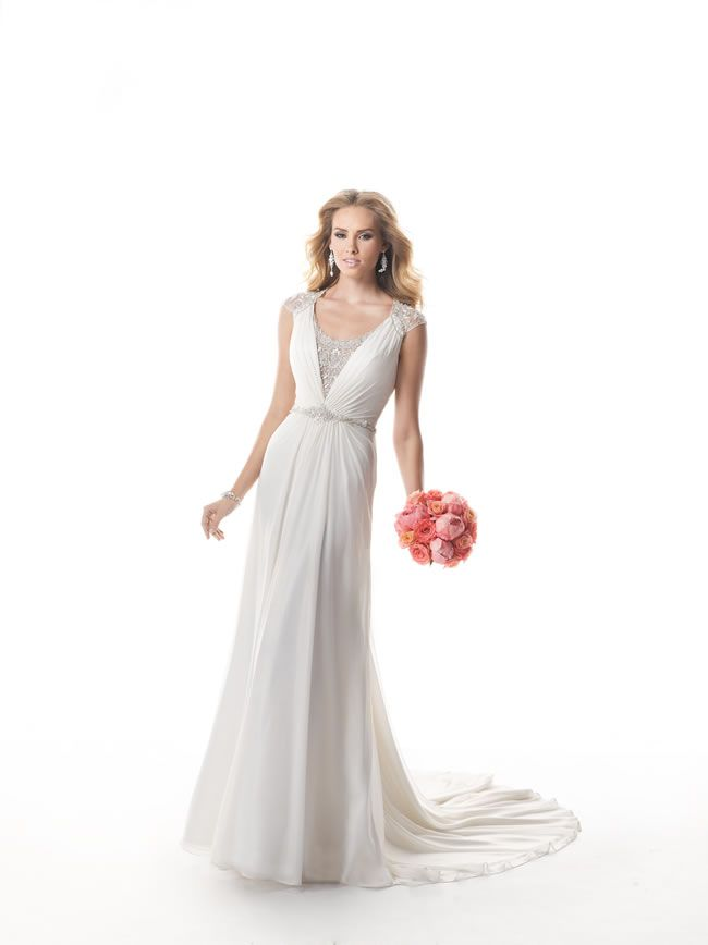 Maggie Sottero Spring 2014 Collection