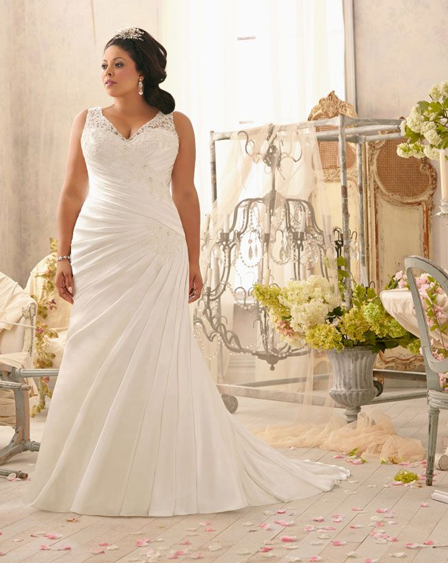 Mori Lee Julietta Named Best Plus Size Wedding Dress Collection