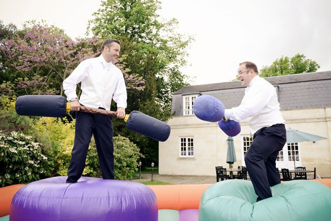 Quirky Wedding Entertainment Ideas To Make Your Guests