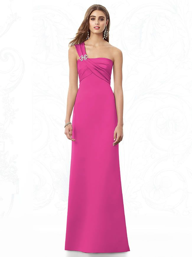 seven-bold-and-beautiful-bridesmaid-dresses-for-a-bright-theme-Dessy-Collection-Bridesmaid-Dress-6682-Fuchsia