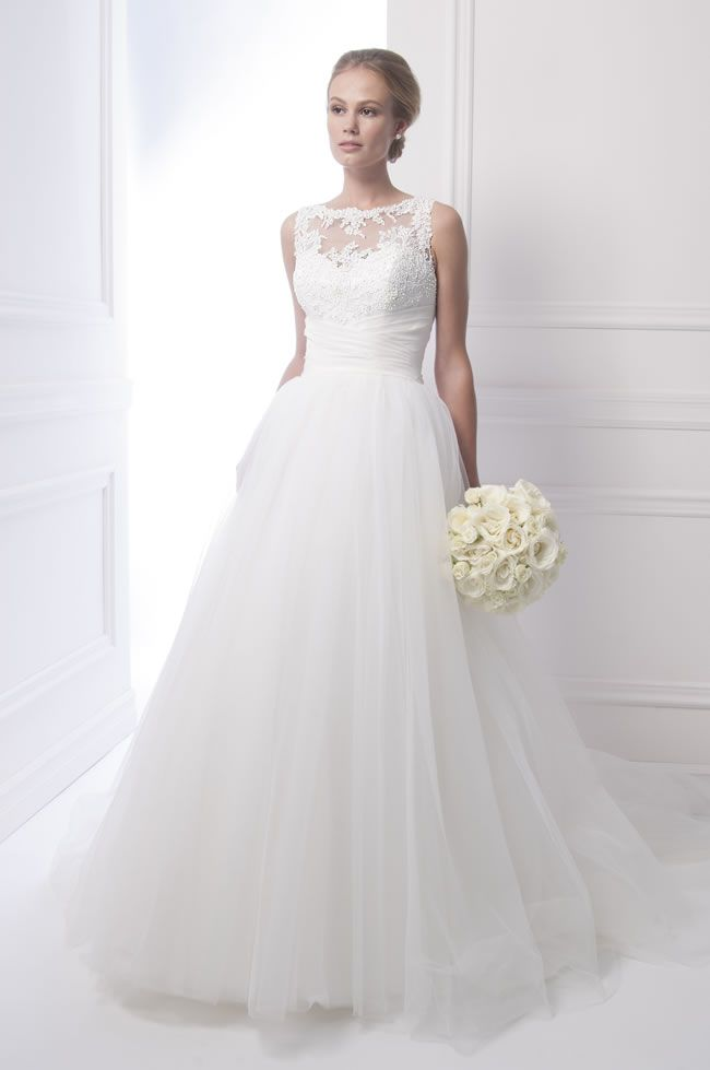 Alfred Sung Bridal 2014 Collection