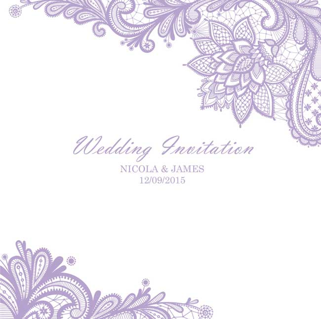 the-7-rules-of-wedding-stationery-every-bride-should-know-Victorian-Lace-wisteria