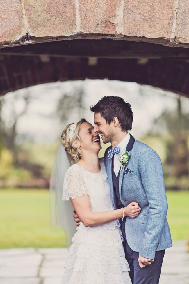 25 of the most romantic wedding photos from our real-life weddings © clairepennphotography.com