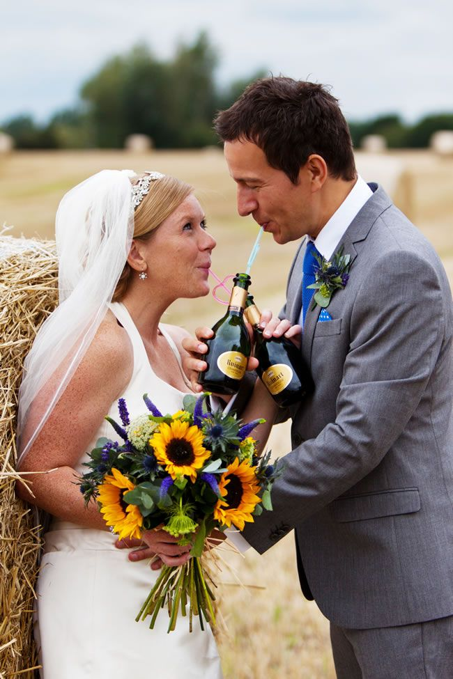 25 of the most romantic wedding photos from our real-life weddings © hannahwhomes.co.uk