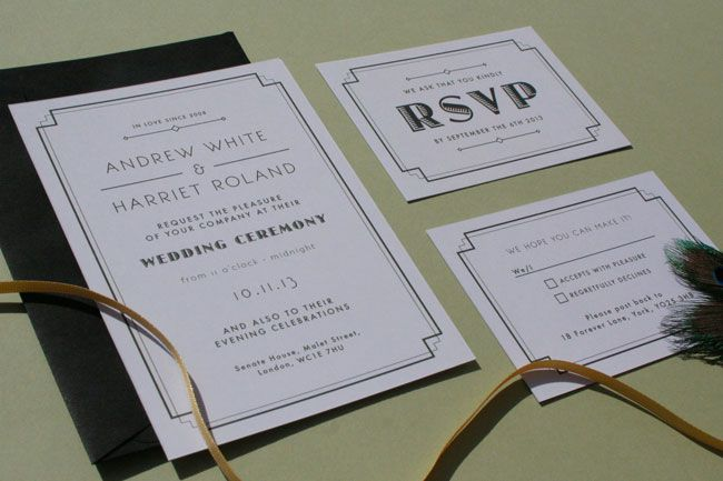 5-new-wedding-stationery-collections-perfect-for-summer-2014-Vintage_Art_Deco