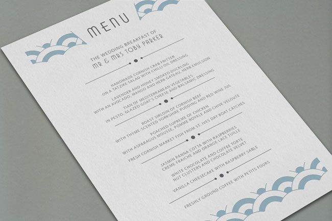 6-wedding-stationery-themes-that-will-inspire-your-big-day-YieldInk_DecoWaves_Menu_300dpi