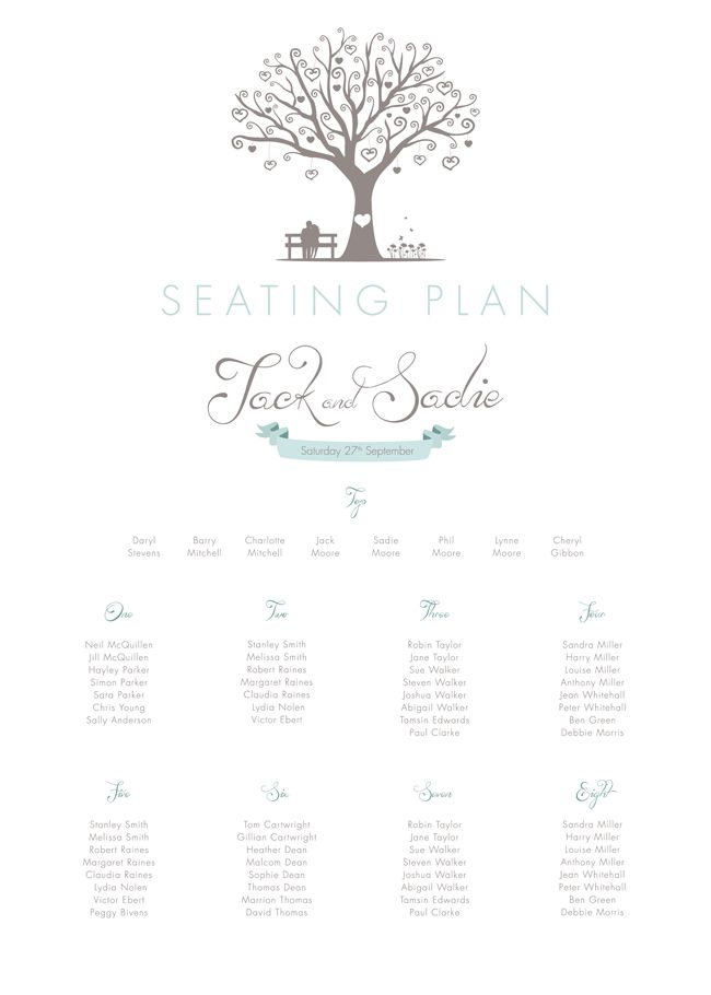 7-must-see-table-plan-ideas-to-match-2014s-top-wedding-themes-3.-LoveTree_table-plan